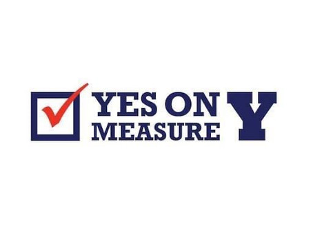 """The Yes on Y News"" - Campaign Flier"