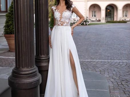 Нови модели сватбени рокли
