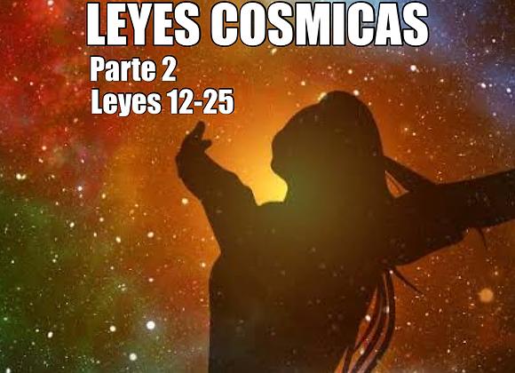 Leyes Cosmicas (Parte 2)