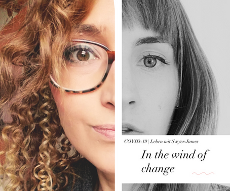 In the wind of change
