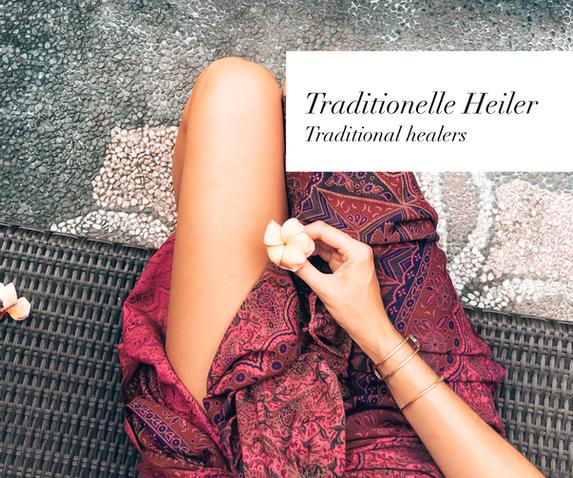 Traditionelle Heiler