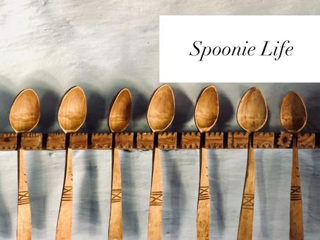 Spoonie Life - Den letzten Löffel geben