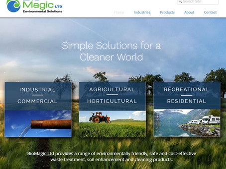 BioMagic Website Relaunched!