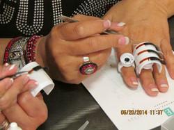 3D UBand and Glue Ring