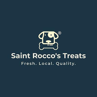Saint Rocco's Treats logo