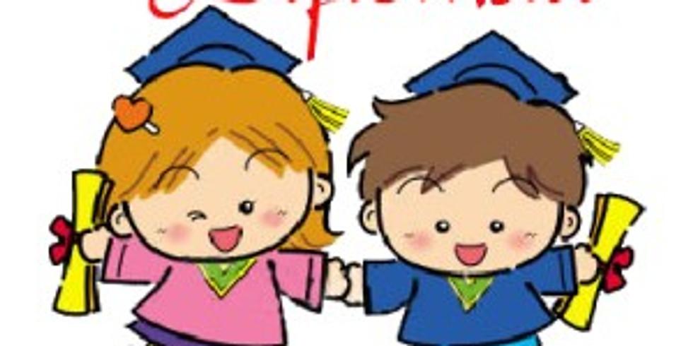 Consegna dei Diplomi ai Bambini del NIDO dei Sogni