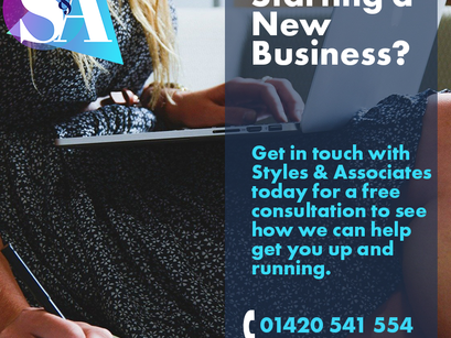 Start Ups - Are you launching a new business?