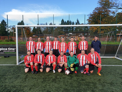Four Marks Vets Football Club