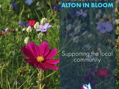 Proud Sponsors of Alton In Bloom