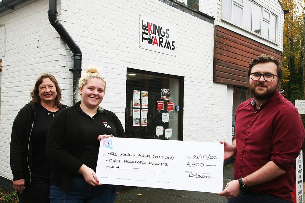 Charity Donation - Alton based charity