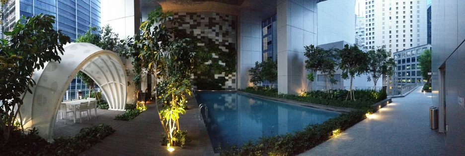 SBF Center Sky Terrace Swimming Pool