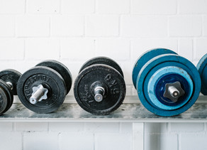 How lifting weights can change your life.