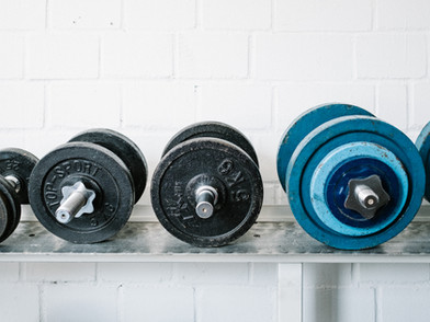 Strength training and exercise selection for a full body workout