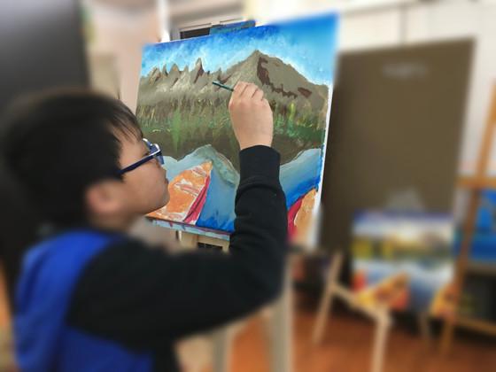 Fine ArtPainting Courses in Focus! Click thru Photos...