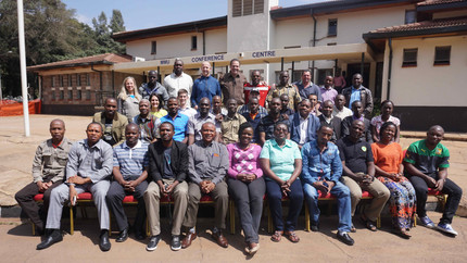 iDigBio and Data Carpentry go to Africa