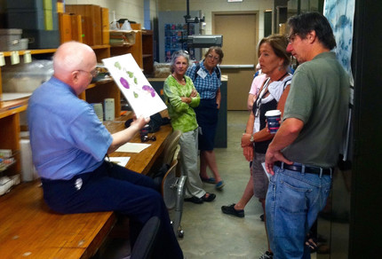 Florida State University Transcription Blitz with Florida Native Plant Society