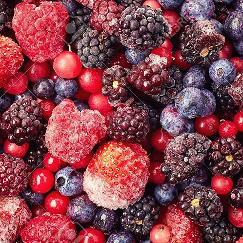 Frozen Whole Fruit Mixed Fruit x 1kg