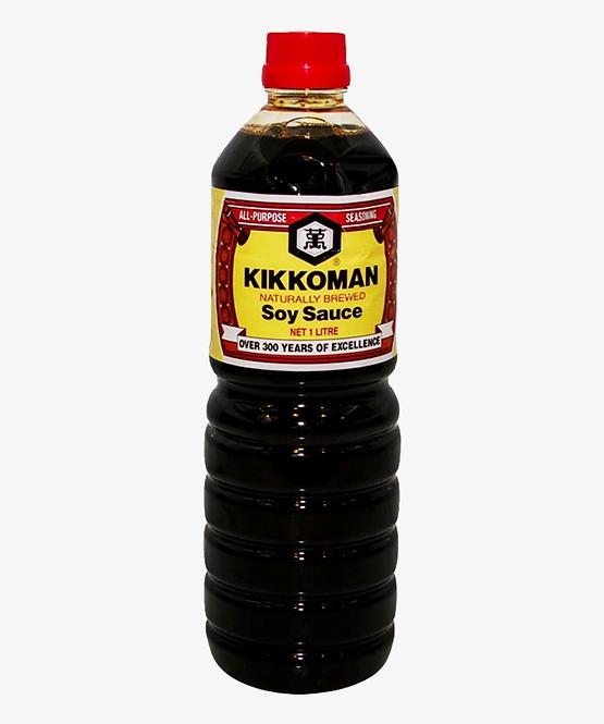 Kikkoman Soy Sauce x 1ltr