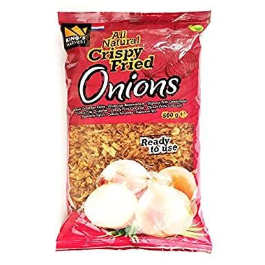 Crispy Fried Onions x 500g