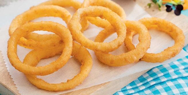 Battered Onion Rings x 1kg