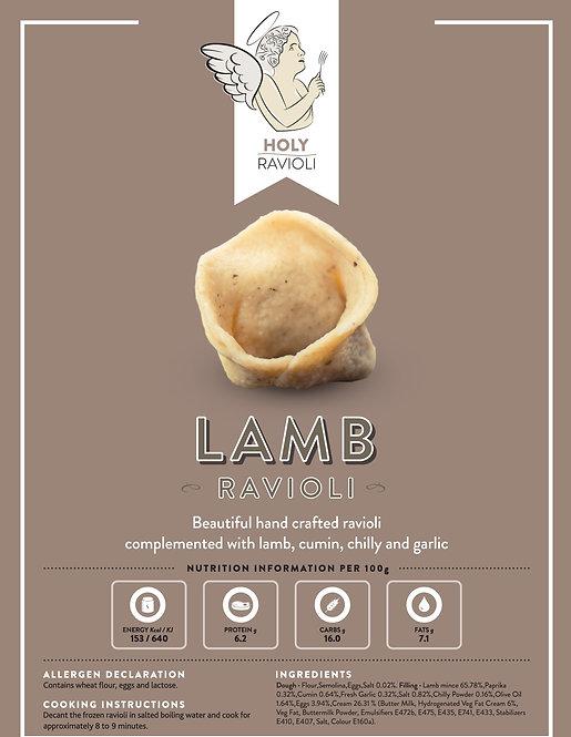 Ravioli Lamb x 1kg