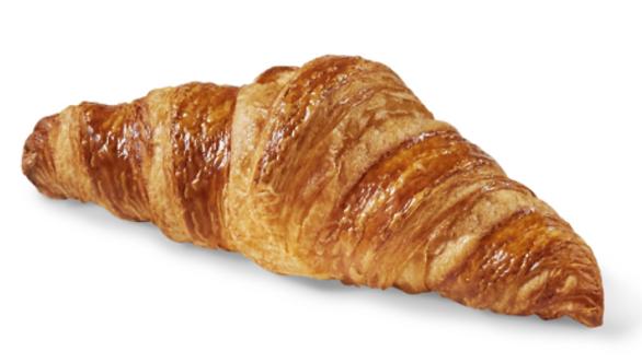 Croissant Plain x 3 pieces