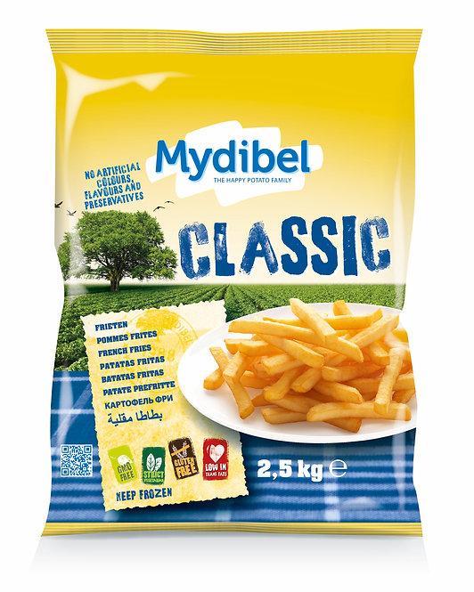 Mydibel Straight Cut Chips x 2.5kg