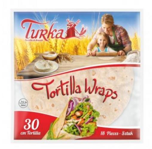 Tortilla Wraps x 18pcs