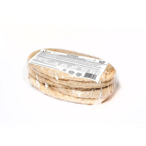 Pita Bread Oval x 5 pieces