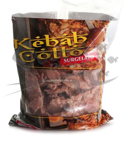 Cooked Doner Kebab Slices x 1 kg