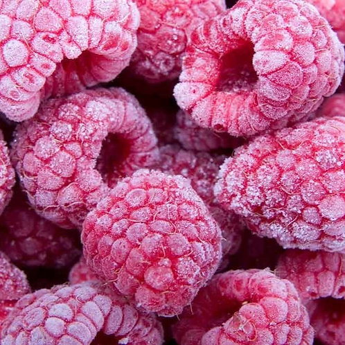 Frozen Whole Fruit Raspberries x 1kg