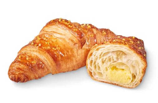 Croissant Vanilla x 3 pieces