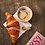 Thumbnail: Croissant Raspberry x 3 pieces