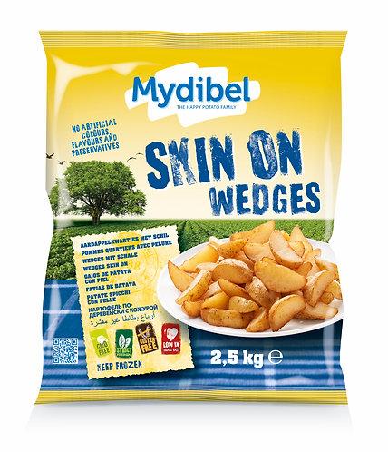 Mydibel Skin On Wedges x 2.5kg