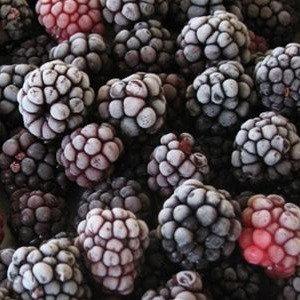 Frozen Whole Fruit Blackberries x 1kg