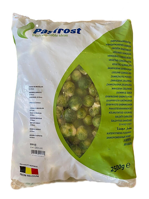 Brussel Sprouts x 2.5kg