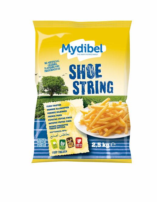 Mydibel Shoestring Chips x 2.5kg