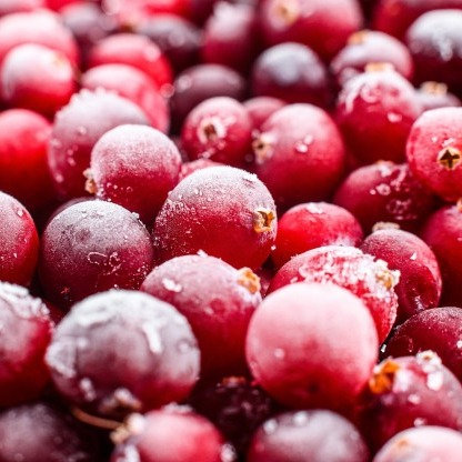 Frozen Whole Fruit Cranberries x 1kg