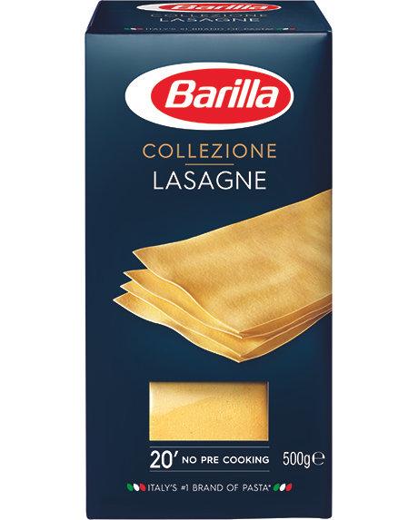 Lasagne x 500g