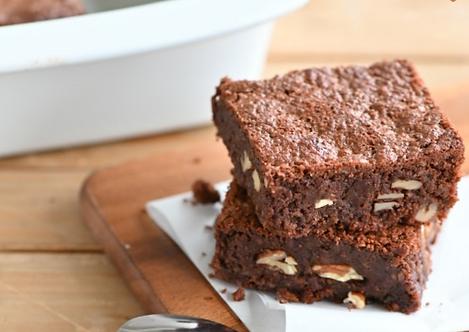 Chocolate Brownie x 4 pieces