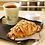 Thumbnail: Croissant Almond x 3 pieces