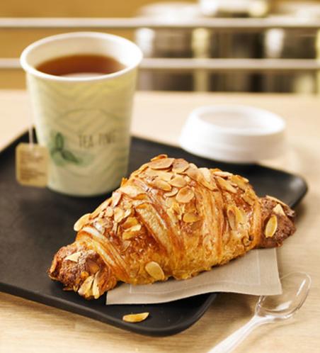 Croissant Almond x 3 pieces