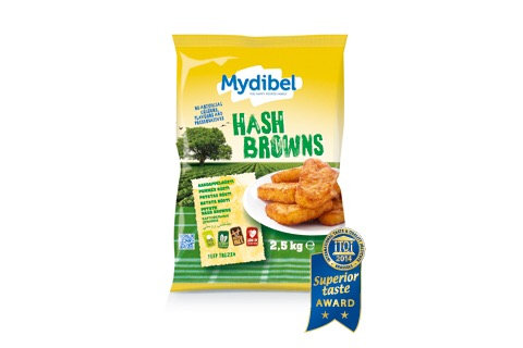 Hash Browns Triangle x 2.5kg