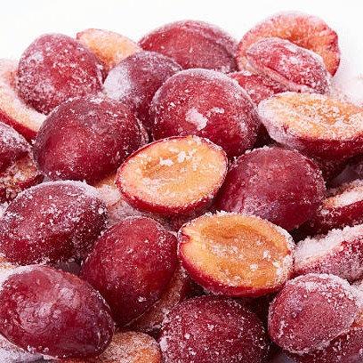 Frozen Whole Fruit Plums x 1kg