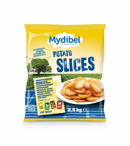 Mydibel Potato Slices x 2.5kg