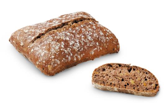 Walnut Loaf (Sourdough)