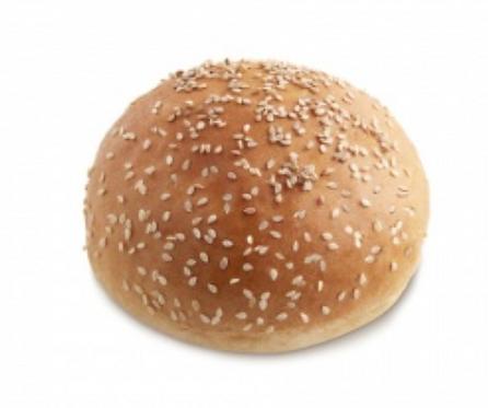 Hamburger Bun Pre-Cut x 12 pieces