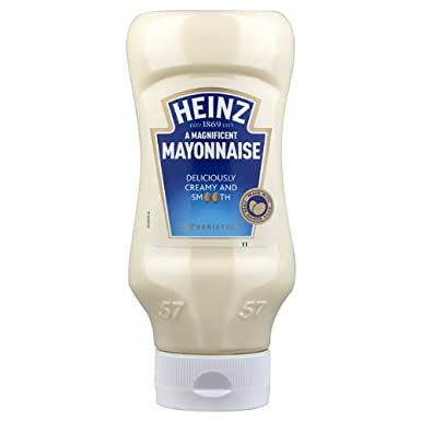 Heinz Mayonnaise Sauce x 400ml