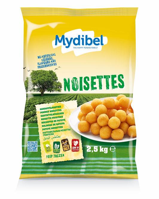 Mydibel Noisettes x 2.5kg