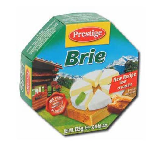 Brie Cheese x 125g
